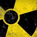 Nuclear Symbol iPhone Wallpaper